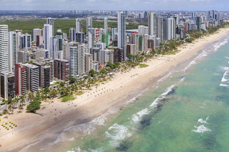 Recife   Inicio da Avenida Boa Viagem